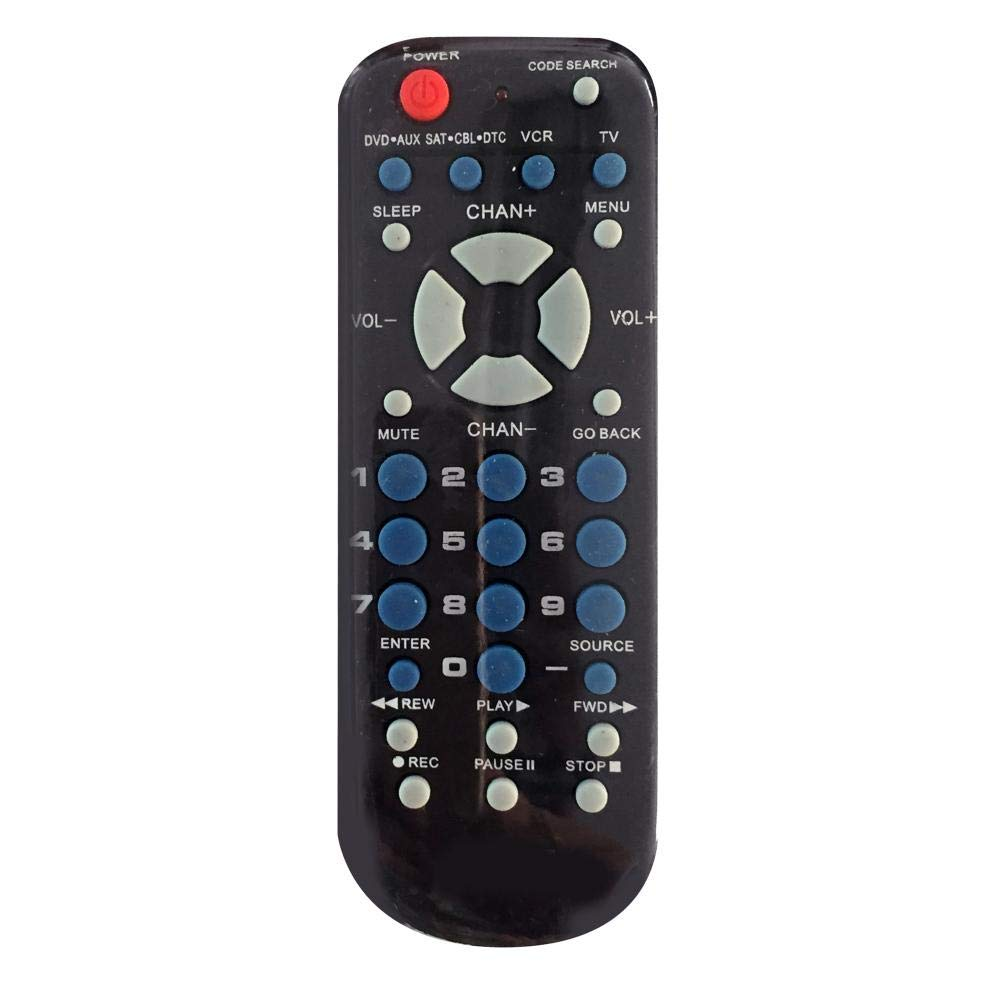 Magnavox Universal Remote codes
